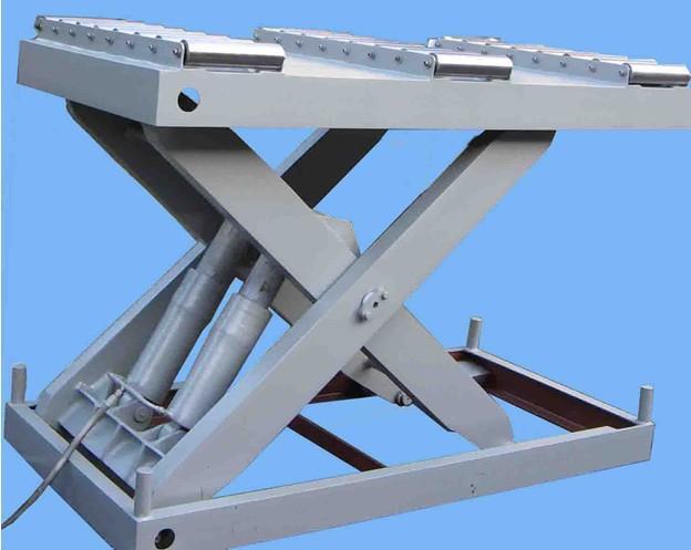 上海牧隆液压设备有限公司生产供应液压升降台图片
