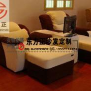 玉林电动足浴沙发 足疗沙发定做图片