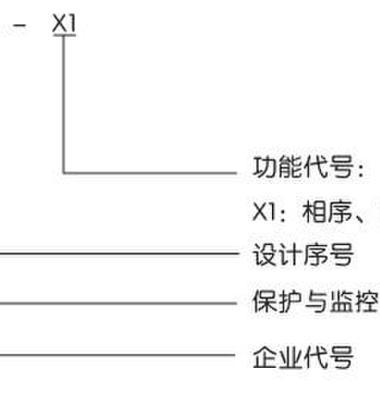 相序断相继电器图片/相序断相继电器样板图 (2)