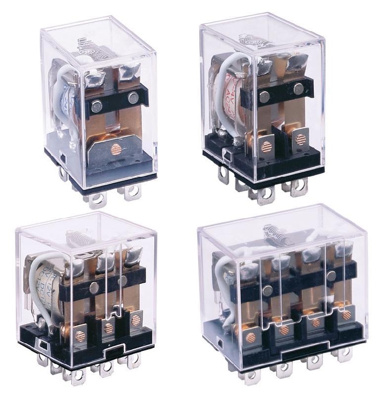 供应通用继电器,中间继电器,继电器,电磁继电器,继电器的作用