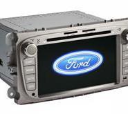 福特09款福克斯专用DVD导航仪图片