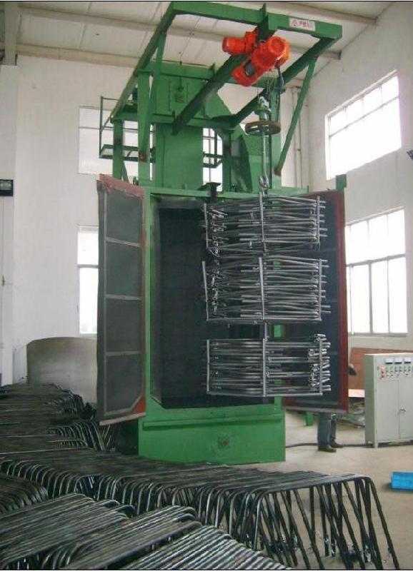 供应焊接件表面抛丸除锈/焊接件抛丸清理机/焊接件表面喷砂除锈清理