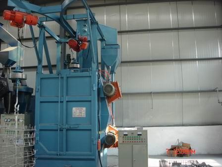 供应压铸件表面清理设备/压铸件喷砂抛丸/压铸件表面抛丸处理/抛丸