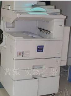 二手理光1027复印机图片