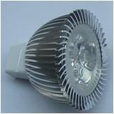 供应3W射灯外壳配件灯杯套件GU10MR16E27