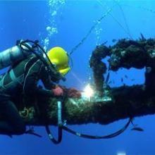 供应中国中潜湖北水下切割 水下电焊