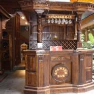 古典酒吧屋图片