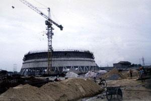 黑龙江烟囱建筑合作项目/黑龙江烟囱新建施工/黑龙江新建烟囱工程