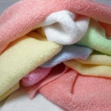 供应竹纤维不沾油洗碗巾