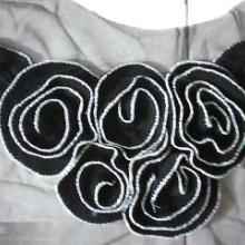 佛山市新潮艺绣品厂加工电脑秀、立体绣、珠片绣等产品。佛山电脑秀批发