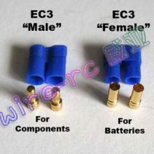 供應航模連接器/香蕉插頭/電池盒圖片