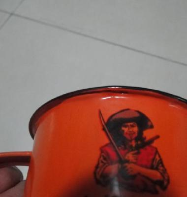 搪瓷口杯图片/搪瓷口杯样板图 (1)