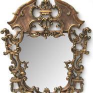 欧式异形装饰镜图片