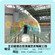 幼儿园彩绘高空彩绘幼儿园墙体彩绘北京墙体彩绘批发