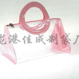 温州灵溪PVC礼品袋PVC包装袋图片