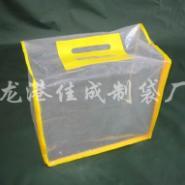PVC化妆袋pvc手提袋雨伞袋包装袋图片