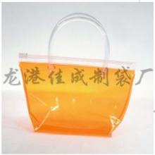 供应PVC文件袋手提袋批发