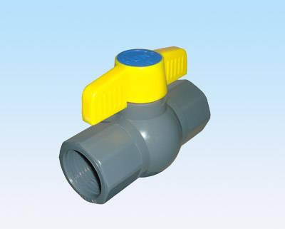 供应pvc球阀塑料球阀图片