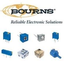 供应进口BOURNS玻璃釉微调电位器3386精密单圈批发