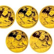 2007全版金币套装世上仅有无可匹敌2007年熊猫金币套装批发