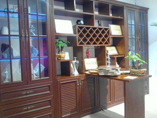 广州艾迪家具有限公司生产板式酒柜板式酒柜定制板式酒柜代加工; 板式图片