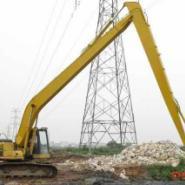 日立EX300挖掘机20米加长臂图片
