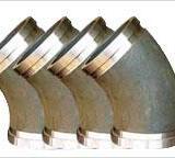 供应混凝土输送泵管道-R27590精铸弯头