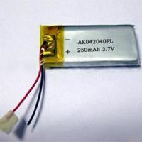 凯信达批发收音机聚合物锂电池