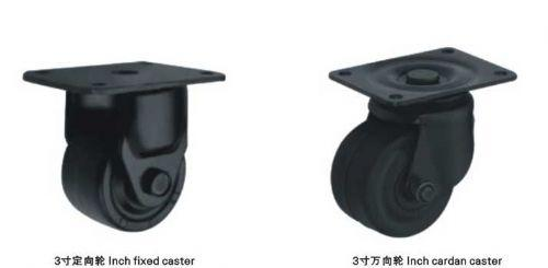 工业脚轮-3寸定向轮图片/工业脚轮-3寸定向轮样板图 (2)