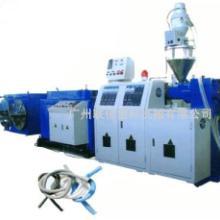 供应PP/PE单壁波纹管挤出机塑料拉管机,PVC波纹管挤出机批发
