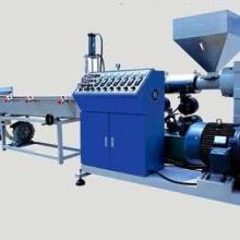 供应PE色母造粒机 小型色母拉粒机 实验室造粒机 小型挤出机设备批发
