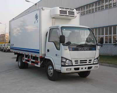 供应HYJ5064XLC型庆铃冷藏车HYJ5064XLC型庆铃冷藏车