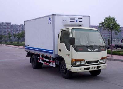 供应HYJ5040XLC5型庆铃冷藏车,HYJ5040XLC5型庆铃冷藏车价格