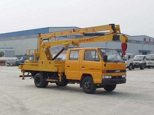 供应江铃14米型高空作业车,江铃14米型高空作业车价格