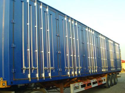 集装箱_集装箱供货商_供应非标准多门物流集装箱