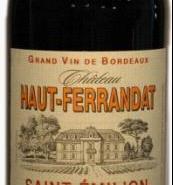 费朗高堡干红葡萄酒1998图片