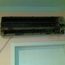 供应绿安油烟机空调清洗