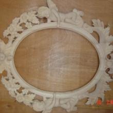 供应圆花木雕制品