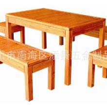 供应花园野餐台椅批发