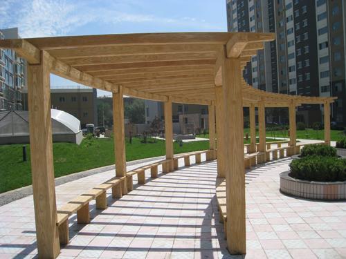 仿木栏杆的安装工艺步骤