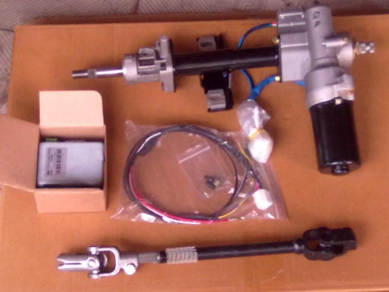爱迪尔版电动助力转向系统eps图片高清图片