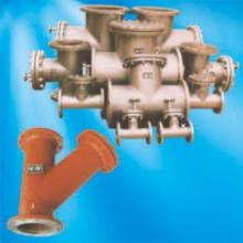 供应篮式管道过滤器T型管路过滤器液压管路过滤器油过滤器泵用高效图片