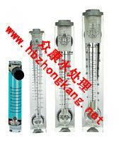 供应水处理设备配件面板式流量计
