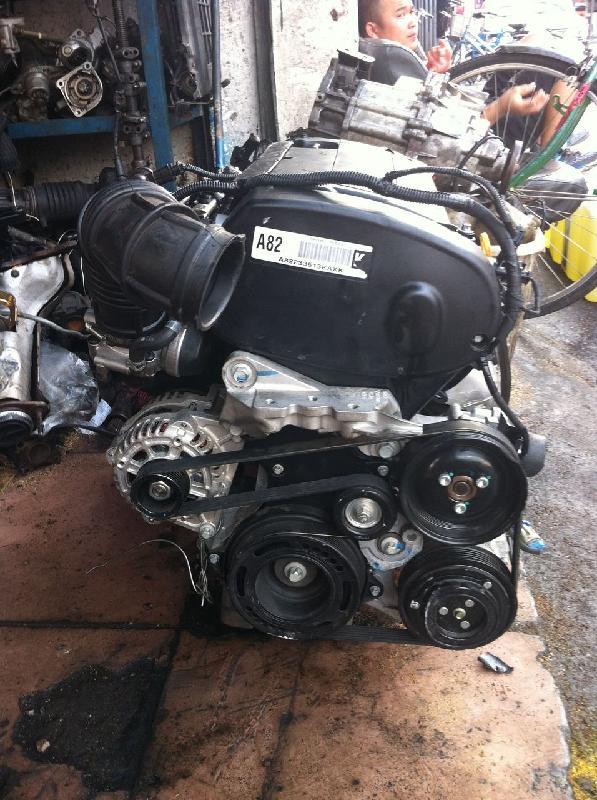 销售雪佛兰科鲁兹发动机,减震油压泵,缸盖拆车件高清图片