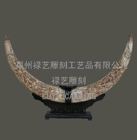 供应骨雕连合牙
