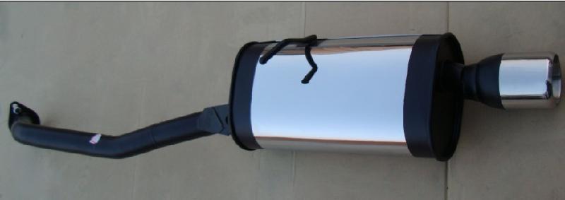 卡罗拉不锈钢排气管专业改 高清图片