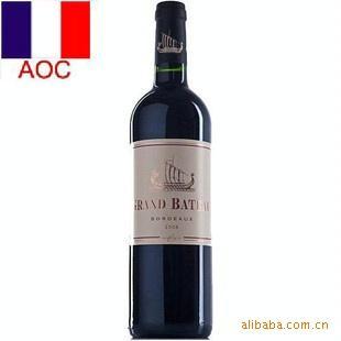 供应小龙船2008干红葡萄酒