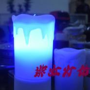 LED充电吧台灯酒吧蜡烛台灯图片
