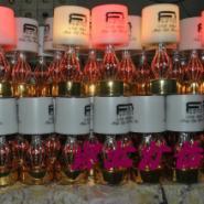紫虹灯饰花瓶LED发光充电烛台图片