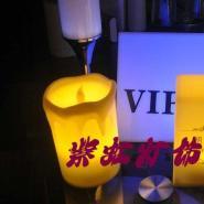 出厂直销LED充电酒吧蜡烛灯图片